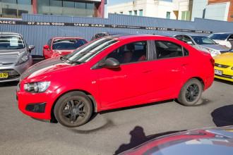 2014 Holden Barina TM MY15 CD Sedan