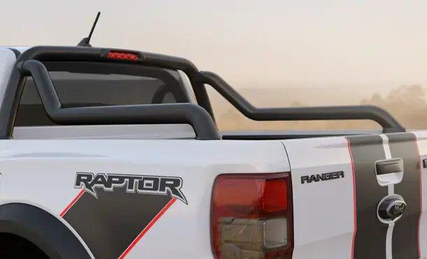 Ranger Raptor X Extended Leg Sports Bar
