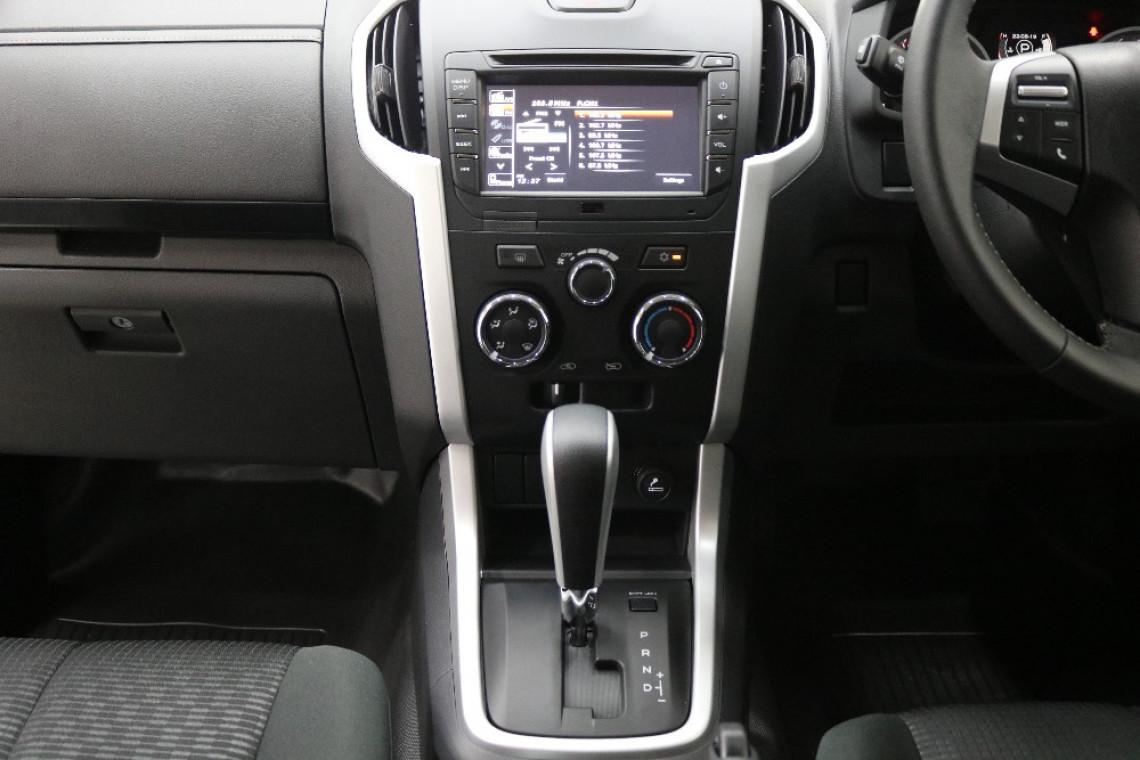 2019 MY18 Isuzu UTE D-MAX -- 4x4 LS-M Crew Cab Ute Utility