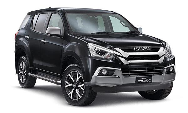 2021 MY19 Isuzu UTE MU-X LS-U 4x4 Wagon
