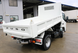 Fuso Canter 615 AUTO TIPPER FREE SERVICING + INSTANT ASSET WRITE OFF 615 TIPPER