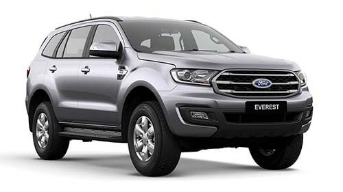 2018 MY19 Ford Everest UAII Ambiente RWD Suv