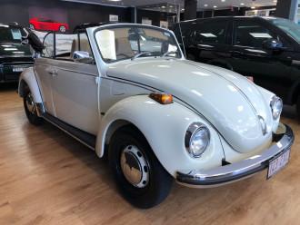 1969 Volkswagen Beetle 1500 Convertible Image 2