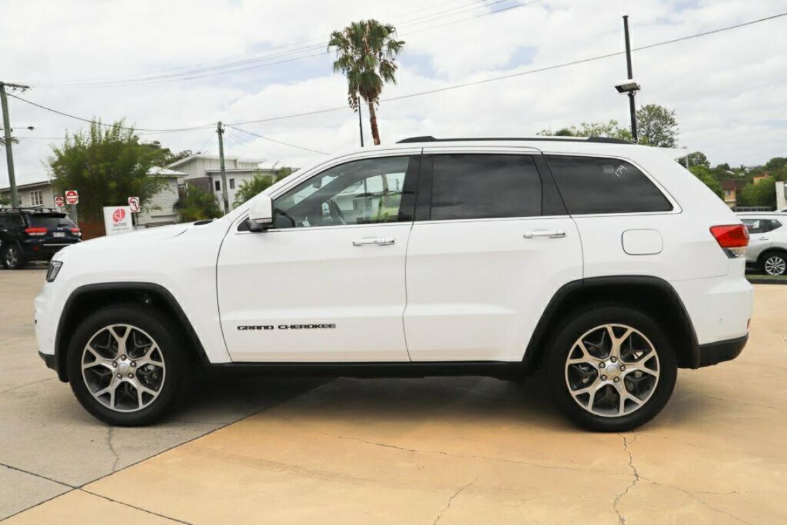 2019 Jeep Grand Cherokee WK Limited Suv Image 7