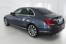 2014 Mercedes-Benz C-class W205 C250 Sedan Image 4
