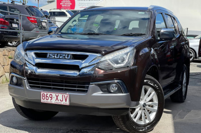 2017 Isuzu Ute MU-X (No Series) MY17 LS-T Wagon