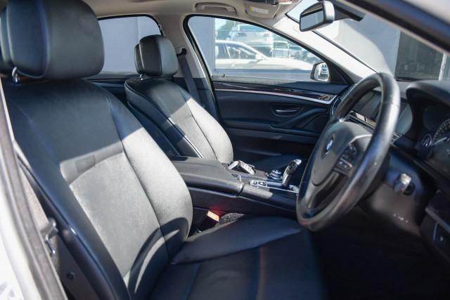 2012 BMW 5 Series F10 MY12 520d Sedan Image 11