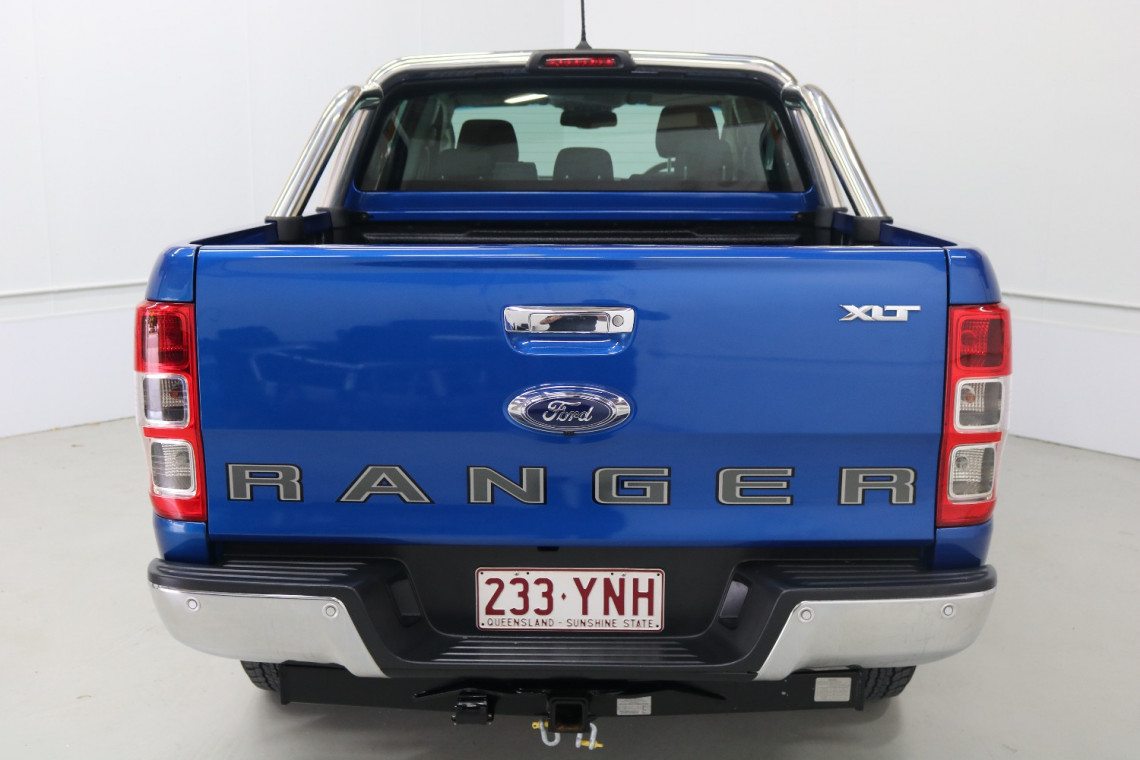 2018 MY19.00 Ford Ranger PX MKIII 2019.00MY XLT Utility Image 21