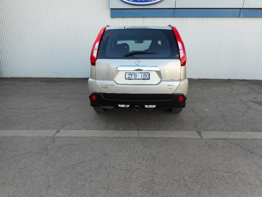 2012 Nissan X-Trail T31 Series IV ST Wagon