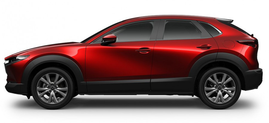 2020 Mazda CX-30 DM Series G20 Evolve Wagon Image 21
