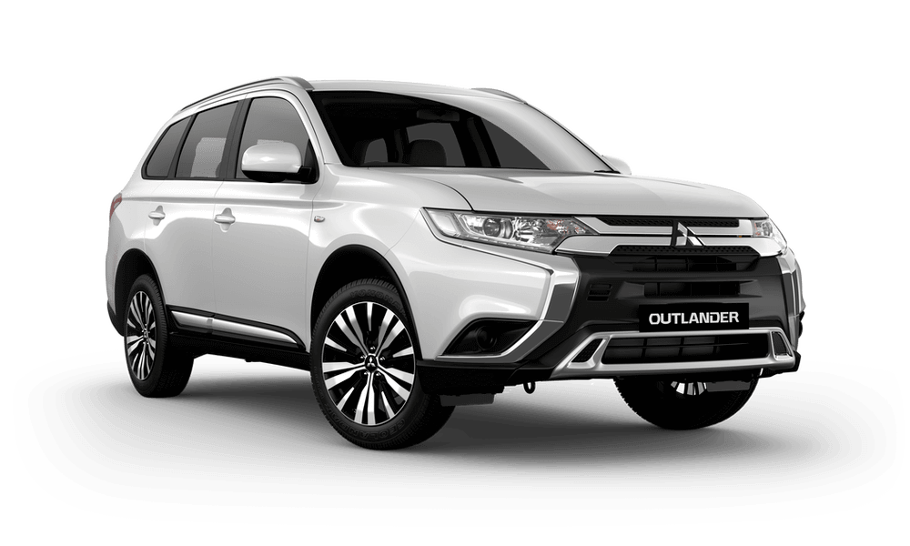 19MY OUTLANDER ES - 5 SEATS 2WD PETROL MANUAL