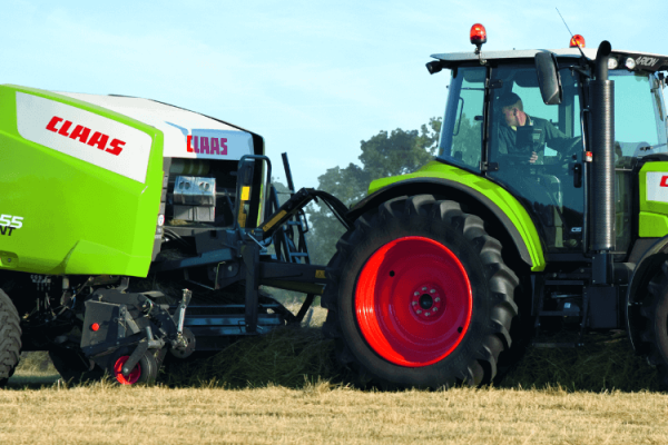 Wideland Group Partner with CLAAS