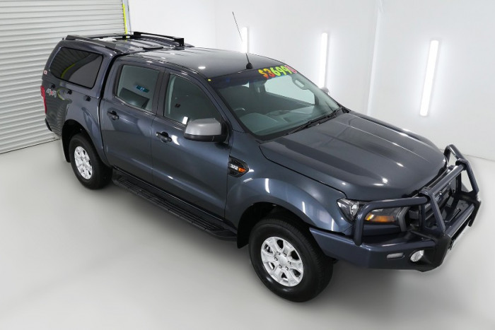 2016 Ford Px Ranger Xls P PX MkII XLS Utility Image 25