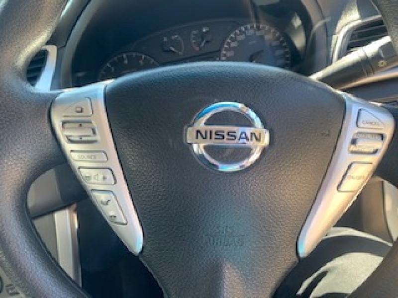 2015 Nissan B17 PULSARASST2 ST Sedan CVT Sedan