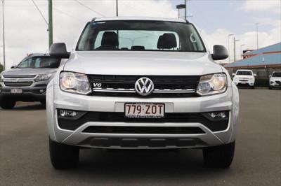 2019 Volkswagen Amarok 2H MY20 TDI550 Core Utility Image 4
