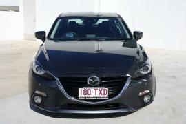2014 Mazda 3 BM Series SP25 Astina Sedan Sedan