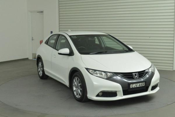 2012 Honda Civic 9th Gen VTi-S Hatchback Image 3