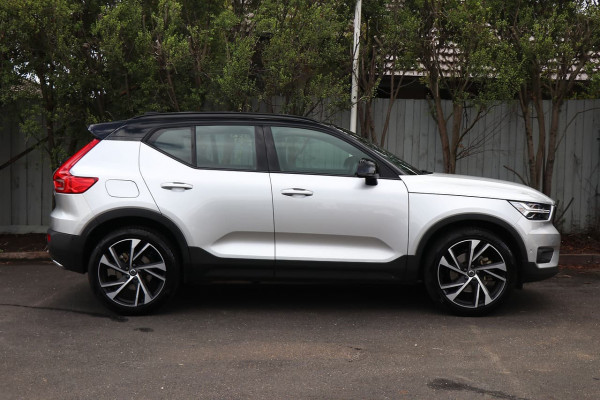 2019 Volvo Xc40 (No Series) MY19 T5 R-Design Suv Image 5