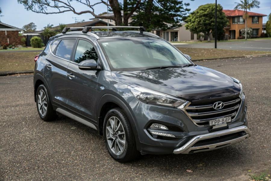 2018 Hyundai Tucson TL2  Elite Suv