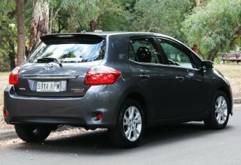 2012 MY11 Toyota Corolla ZRE152R MY11 Ascent Sport Hatchback