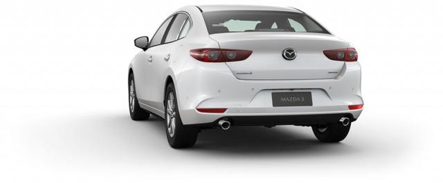 2020 Mazda 3 BP G20 Pure Sedan Sedan Mobile Image 16