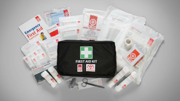 Family Motorist First Aid Kit