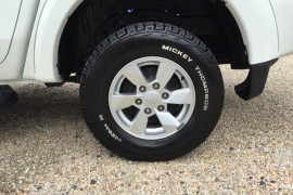 2015 MY16 Mitsubishi Triton MQ MY16 GLX Utility