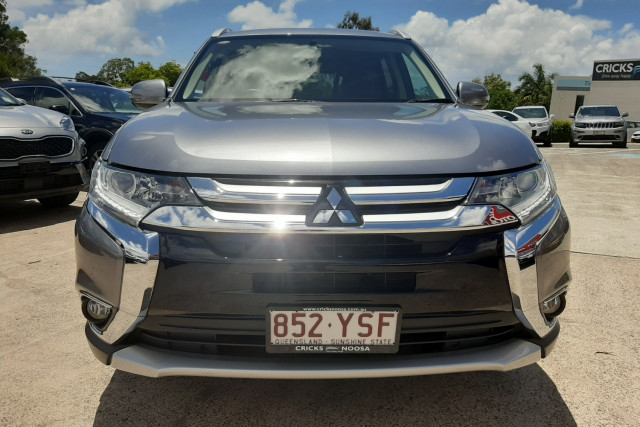 2017 MY18 Mitsubishi Outlander ZK  LS Suv Image 2