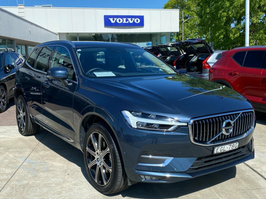 2019 MY20 Volvo XC60 246 MY20 D4 Inscription (AWD) Suv Image 3
