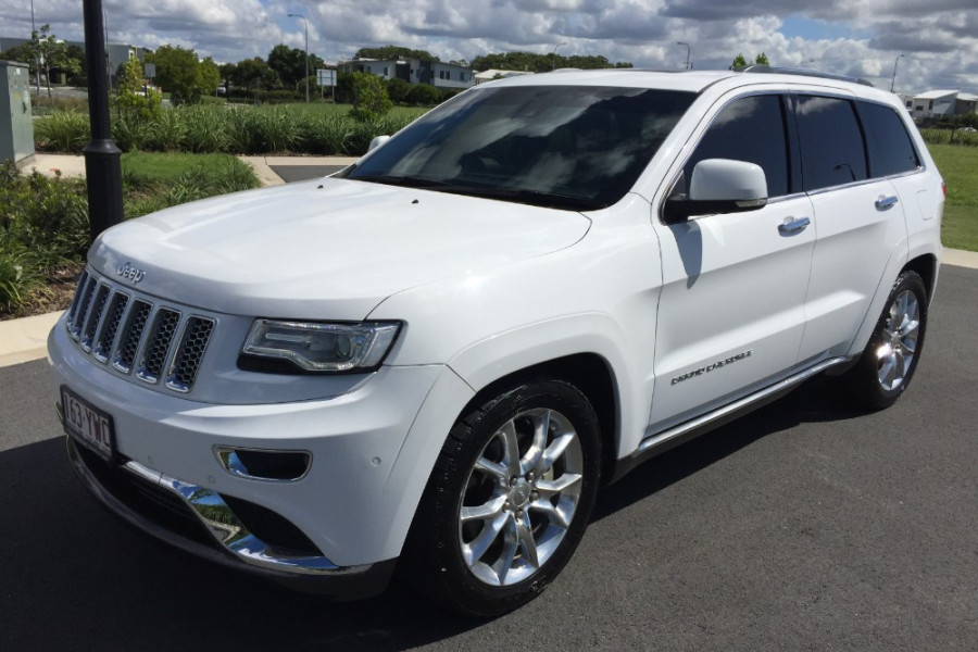 2014 MY15 Jeep Grand Cherokee WK  Summit Suv