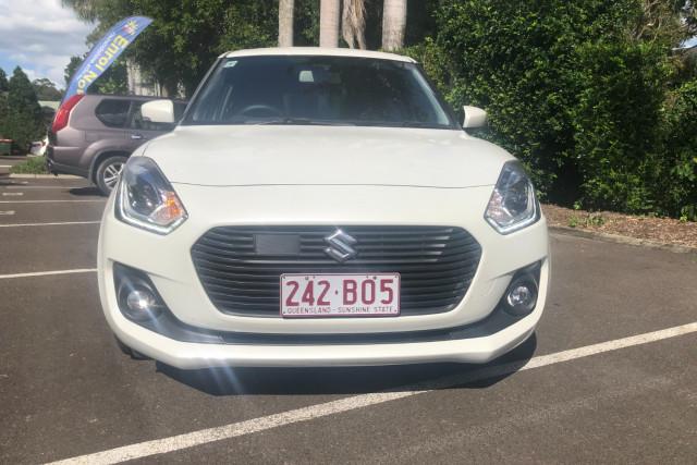 2018 Suzuki Swift AZ GLX Turbo Hatchback Image 5