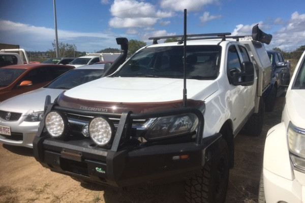 2016 Holden Colorado RG MY16 LS Utility