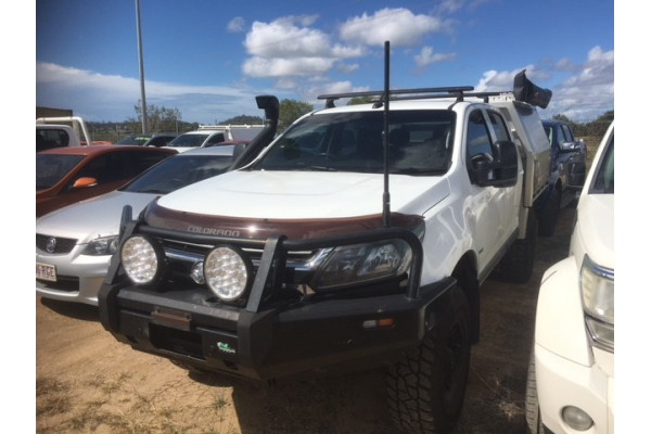 2016 Holden Colorado RG MY16 LS Utility Image 2