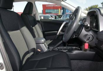 2017 Toyota RAV4 ZSA42R GX 2WD Wagon