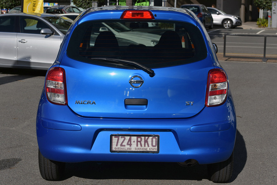 2011 Nissan Micra K13 ST Hatchback Mobile Image 6