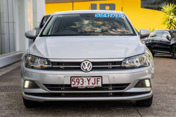 2017 MY18 Volkswagen Polo AW  85TSI Comfrtline Hatchback Image 4