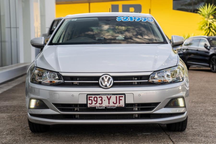 2017 MY18 Volkswagen Polo AW  85TSI Comfrtline Hatchback