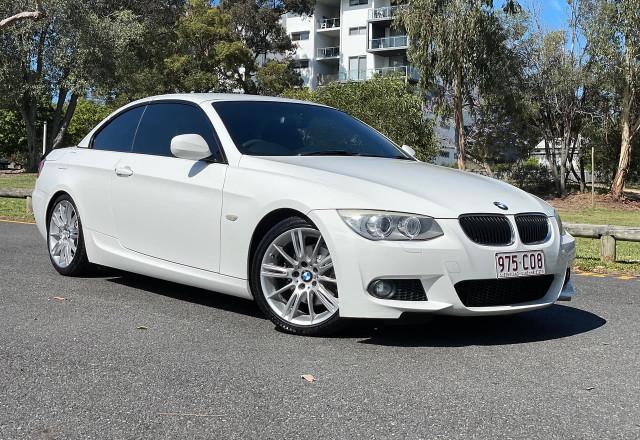 2010 BMW 3 Series E93 320d Convertible