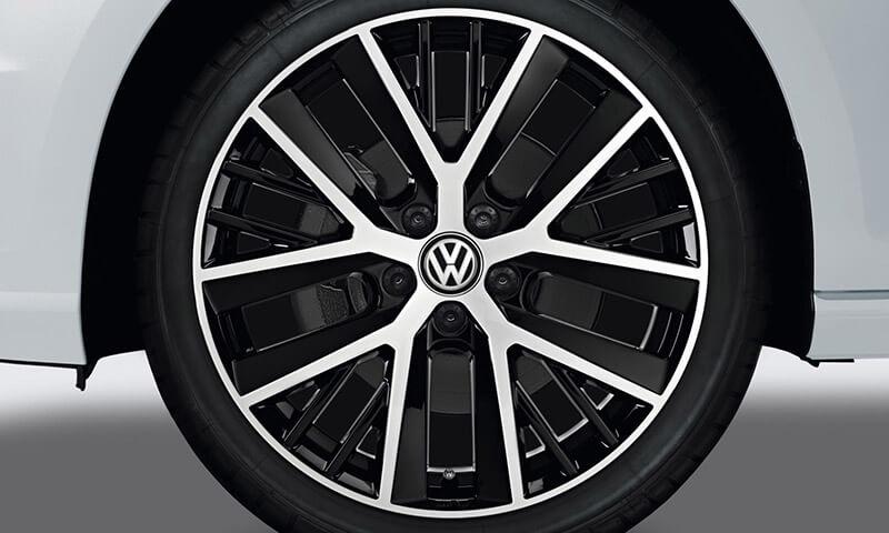 """19"""" Twinspoke alloy wheel"""