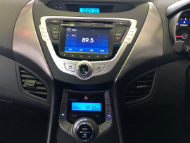 2012 Hyundai Elantra MD2 Active Sedan