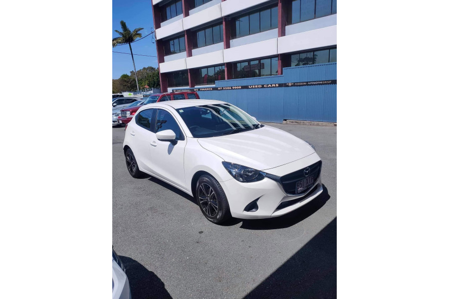 2017 Mazda 2 DJ Series Maxx Hatchback