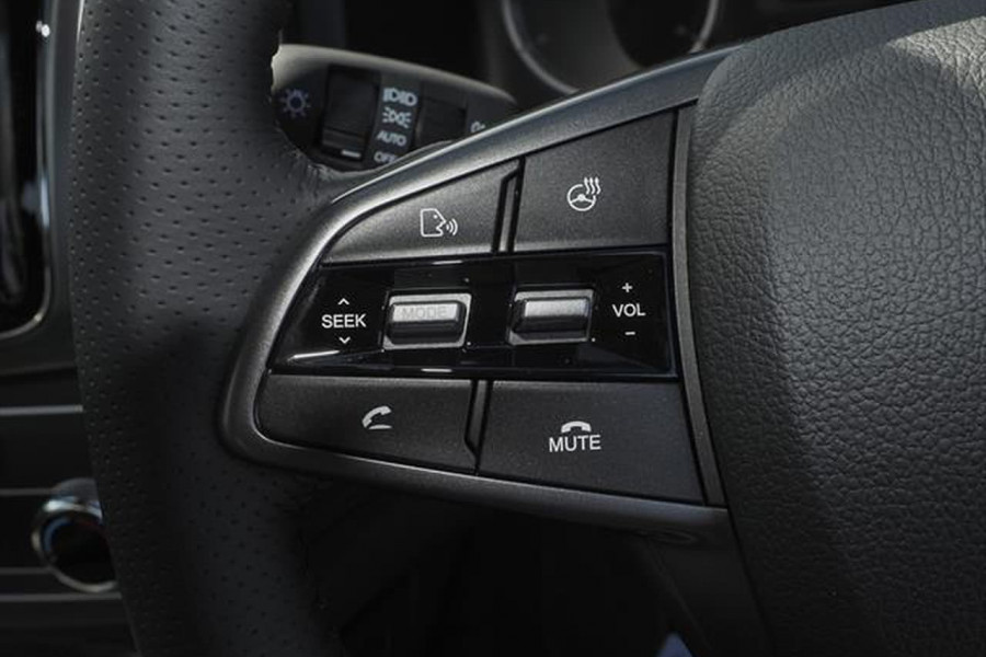 2021 SsangYong Musso Q215 Ultimate Utility Image 13