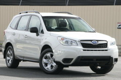 Subaru Forester 2.5i Lineartronic AWD S4 MY14
