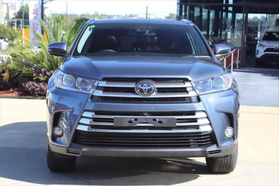 2019 Toyota Kluger GSU55R Grande Suv Image 5