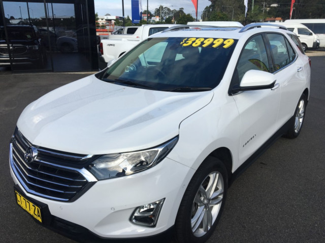 2018 Holden Equinox EQ LTZ-V Awd wagon