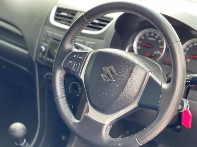 2012 Suzuki Swift FZ GL Hatchback Image 16