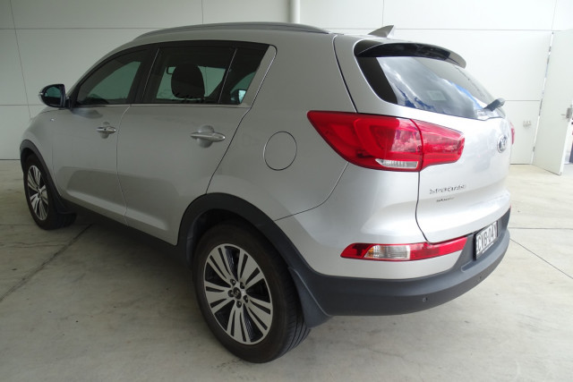 2014 Kia Sportage Platinum