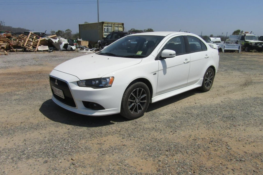 2015 Mitsubishi Lancer CJ MY15 ES Sedan