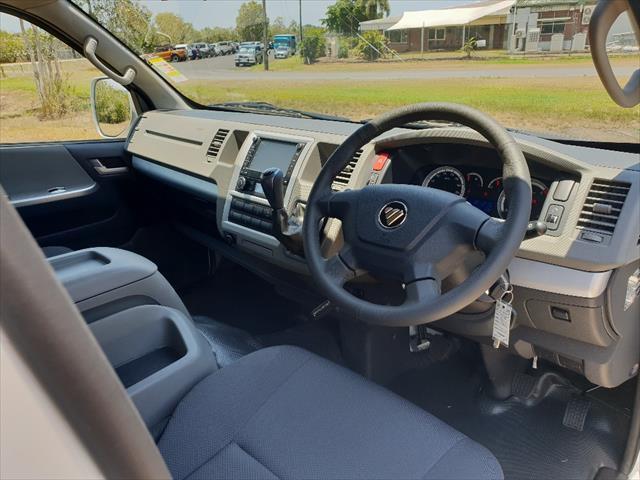 2018 Foton Isf K1 NA CS2 CS2 - Transor Van