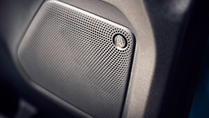 All-New Escape Premium Sound System
